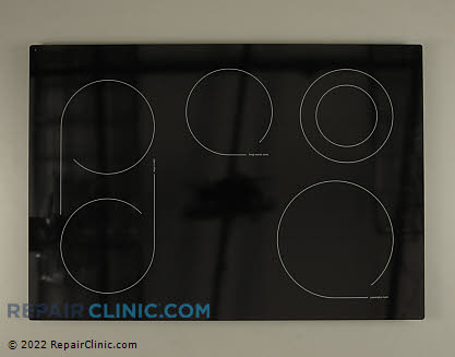 Glass Cooktop 318916901 Main Product View