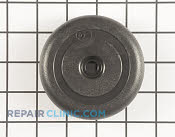 Wheel - Part # 1608040 Mfg Part # 38522077