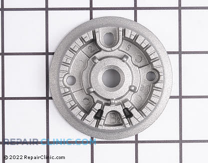 Surface Burner Base 9760037 Main Product View