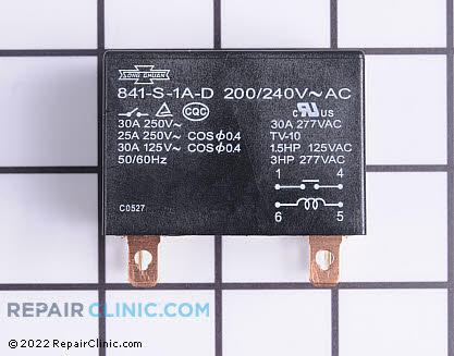 Relay WD-5600-01 Main Product View