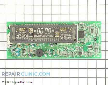 Oven Control Board 671729          Main Product View