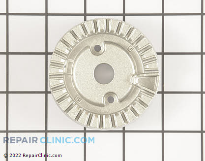 Surface Burner Base 316438000 Main Product View