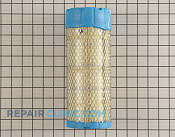 Air Filter - Part # 1658758 Mfg Part # 11013-7038