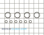 O-Ring - Part # 1093842 Mfg Part # WS03X10047