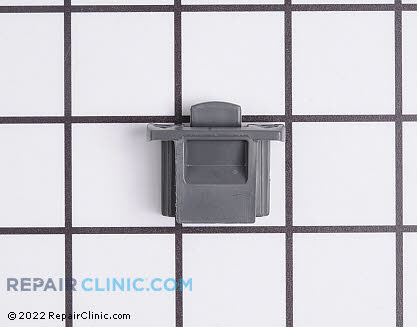 Dishrack Stop Clip (OEM)  W10169391