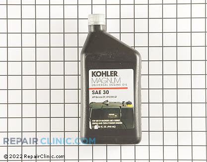 Kohler Magnum Engine Oil, Kohler Engines Genuine OEM  25 357 03-S