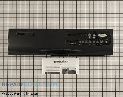 Touchpad and Control Panel (OEM)  W10021710 - $115.35