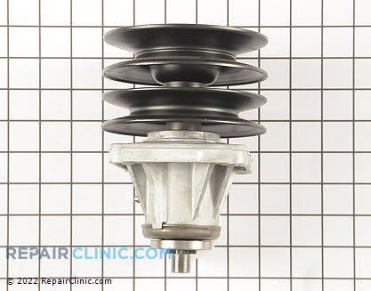 Spindle Assembly W/Pulley (Genuine OEM)  918-0596C - $137.10