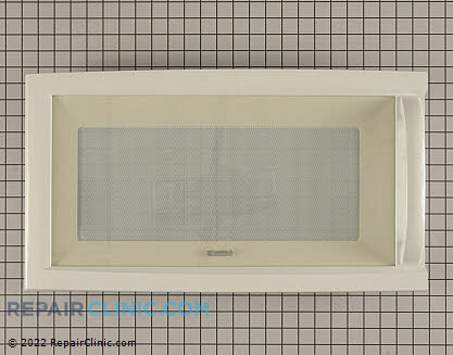 Microwave Oven Door (OEM)  3581W1A352H