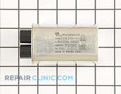 High Voltage Capacitor - Part # 1268434 Mfg Part # W10138798
