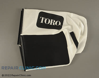 Grass Catching Bag, Toro Genuine OEM  115-4673