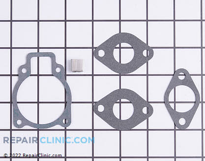 Carburetor Gasket, Briggs & Stratton Genuine OEM  801312 - $4.25