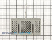Silverware Basket - Part # 1220366 Mfg Part # DW-0300-17