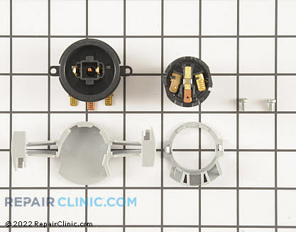 Receptacle 612218          Main Product View