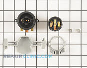 Receptacle - Part # 1559983 Mfg Part # 612218