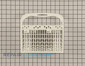 Silverware Basket - Part # 1260953 Mfg Part # 5304461023