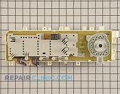 User Control and Display Board - Part # 1550153 Mfg Part # W10273828