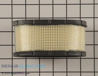 Air Filter, Briggs & Stratton Genuine OEM  393725