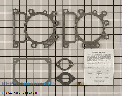 Toro Gasket Set Valve