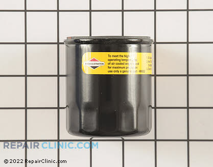 Oil Filter, Briggs & Stratton Genuine OEM  692513