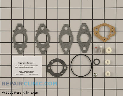 Rebuild Kit, Briggs & Stratton Genuine OEM  792006 - $16.20