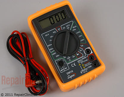Digital Multimeter DM10T Main Product View