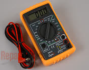 Digital Multimeter - Part # 964740 Mfg Part # DM10T