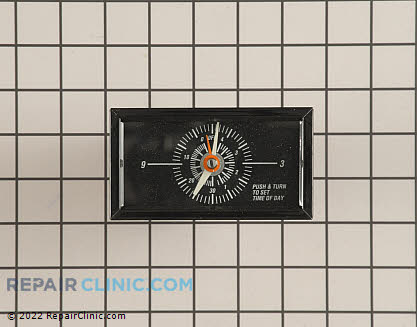 Mechanical Clock and Timer 316041202 Main Product View