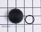 Oil Filler Cap - Part # 1610336 Mfg Part # 25 755 13-S