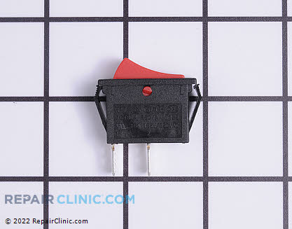 Small Engine Rocker Switches