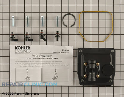 Valve Cover, Kohler Engines Genuine OEM  24 559 11-S