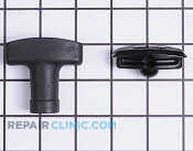 Handle Grip - Part # 1604507 Mfg Part # 393152
