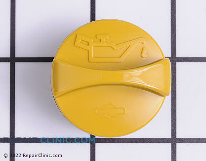 Oil Filler Cap, Briggs & Stratton Genuine OEM  809500