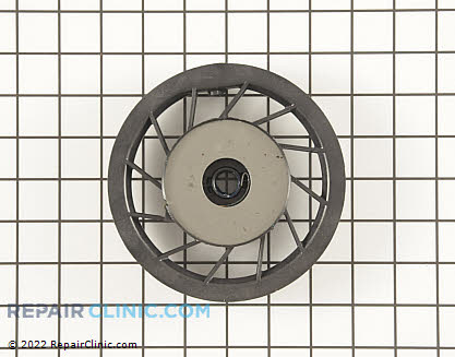 Rewind Pulley and Spring, Briggs & Stratton Genuine OEM  493824