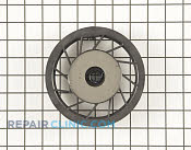 Rewind Pulley and Spring - Part # 1604606 Mfg Part # 493824