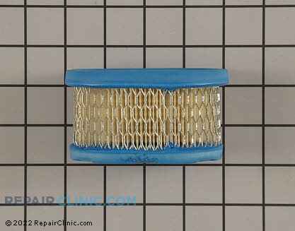 Air Filter, Briggs & Stratton Genuine OEM  497725S