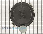 Air Filter Housing - Part # 1610295 Mfg Part # 25 096 06-S