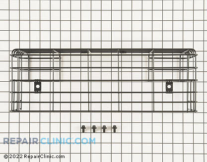 Muffler Guard, Kohler Engines Genuine OEM  24 755 104-S