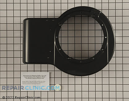 Blower Housing 491596          Main Product View