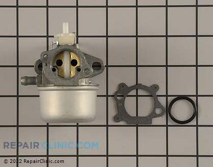 Carburetor, Briggs & Stratton Genuine OEM  499059