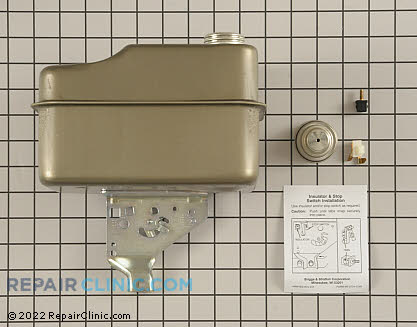 Fuel Tank Kit, Briggs & Stratton Genuine OEM  494592 - $76.30