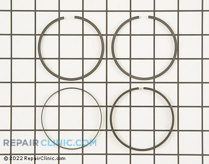 Piston Ring Set, Briggs & Stratton Genuine OEM  498680