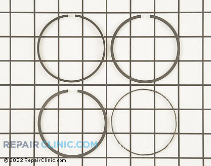 Piston Ring Set, Briggs & Stratton Genuine OEM  499425