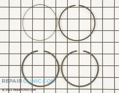 Piston Ring Set, Briggs & Stratton Genuine OEM  499604