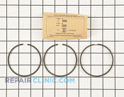 Piston Ring Set - Part # 1610824 Mfg Part # 499631