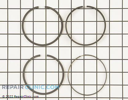 Piston Ring Set, Briggs & Stratton Genuine OEM  499921