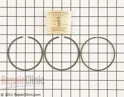 Piston Ring Set, Briggs & Stratton Genuine OEM  690162