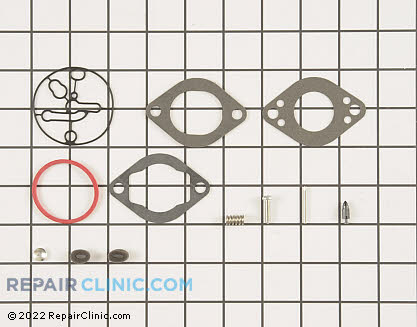 Rebuild Kit, Briggs & Stratton Genuine OEM  696146, 1611141
