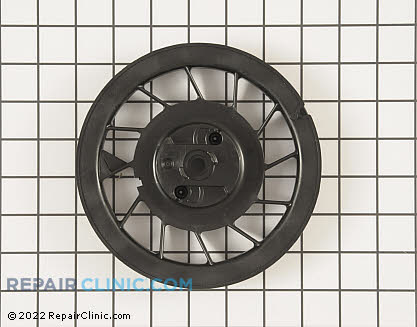 Recoil Starter Pulley, Briggs & Stratton Genuine OEM  695129