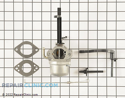 Carburetor 591378 Main Product View